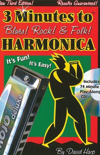 (3 Minutes to Blues, Rock & Folk Harmonica: Third Edition)