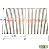 bbq factory stainlessa steel Rod Cooking Grid/Cooking Grates JCX812 Replacement for Brinkmann, Grill Master, Nexgrill and Uniflame Gas Grills