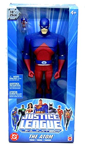 Justice League Unlimited Large Figure The Atom