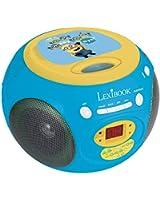Lexibook - RCD102DES - Radio Lecteur CD Minions