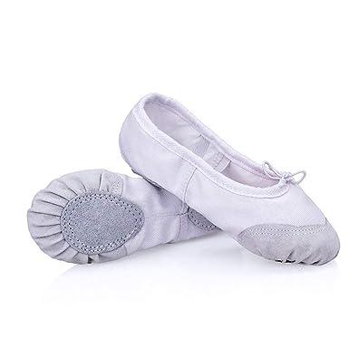 WZXSMDY Zapatillas de Baile para niños Zapatillas de Ballet ...