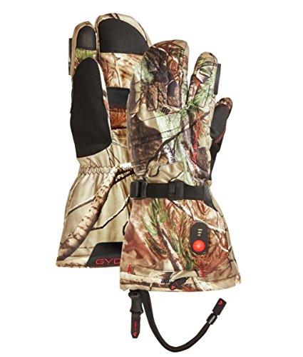 Gerbing Gyde 3-Finger Camouflage Heated Gloves - 7V Battery