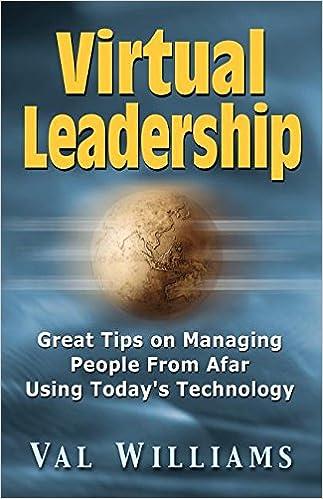 Book Virtual Leadership