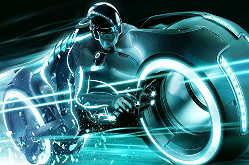 (Fit You Tron Legacy Movie Silk Posters Hd Modern Home Decor Large Poster Decoration For Wall 3D Olivia Wilde 10)
