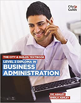 Book The City & Guilds Textbook: Diploma in Business and Administration Level 2 (City & Guilds Textbook Level 2) by Christine Blowman (2014-10-22)