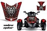 AMR Racing ROAD-CAN-SPYDERHOOD-10-WIDOWMAKER-R