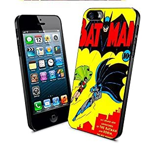 Batman and Robin Available for Iphone5s/5c,6 Samsung Galaxy S3,s4,s5 (iphone 5 black) Kimberly Kurzendoerfer