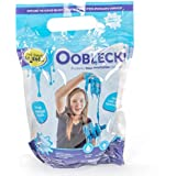 Steve Spangler Science Oobleck Mix, 16 oz Powder Packets, White Slime – Science Kits for Kids, Safe, Non-Toxic, Environmentally Friendly, Encourages Creative STEM Learning for Classrooms or Home