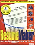 Resume Maker Deluxe (Mac)
