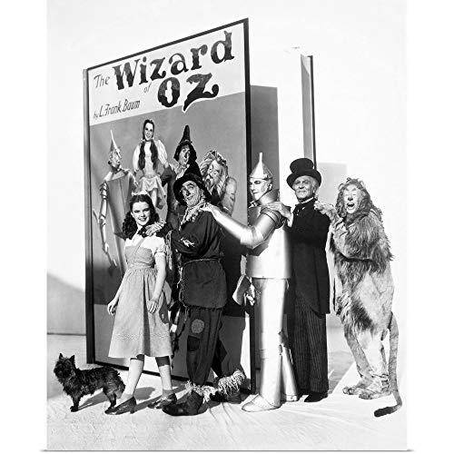 GREATBIGCANVAS Poster Print Entitled Wizard of Oz, 1939 by 19