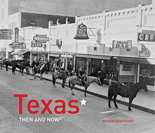 Texas Then and Now features the most prominent locations from around the state, comparing vintage photographs with modern views of the same scenes today. Included on these pages are many of the great Texas universities, tourist draws in Austin and Ga...