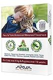 Arava Flea & Tick Prevention for Cats - 4-Doses – Puppy & Cat