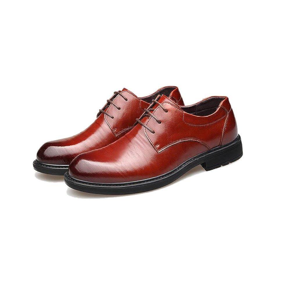 18668 Herren Lederschuhe, Herrenschuhe, Frühling, Britische Kleidung, Business-Arbeit, Koreanische Schuhe