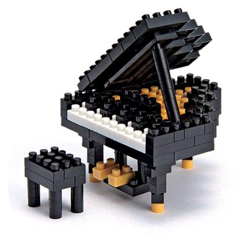 Nanoblock 58109 Grand Piano