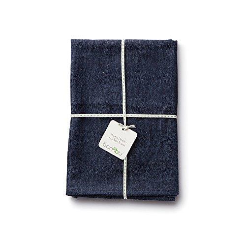 BambuHemp Denim/Organic Cotton Kitchen Towel 51TpvZ3cp7L