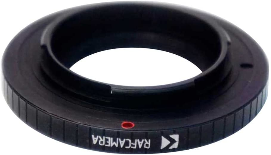 M28x0.75 Female Thread to MFT Camera Mount Adapter micro4//3