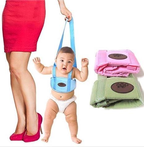Bebé niño Aider Apprendre a Marcher seguridad cinturón arnés UK ...