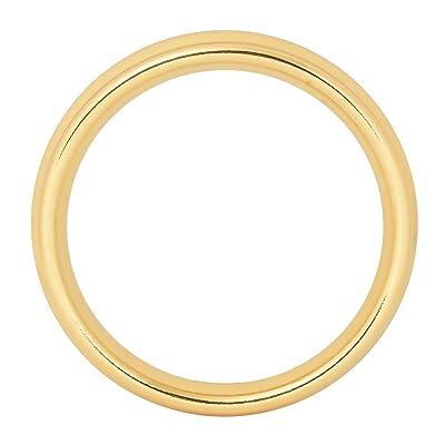 GG Grand General 68181 Gold Plated Medium Snap-On Bezel for Kenworth Pyrometer Gauge: Automotive