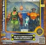 Kinnikuman THE ULTIMATE MUSCLES Kinnikuman Soldier Final Battle Ver. & Power Lost Brocken Jr.