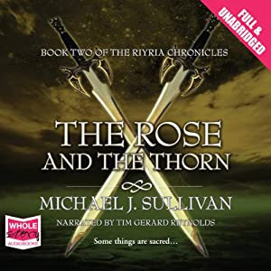 The Rose and the Thorn Audiobook