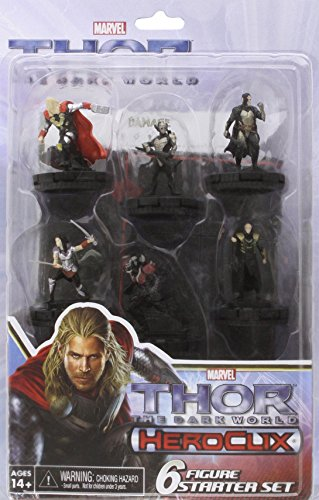 Marvel Heroclix - Thor the Dark World Starter Set