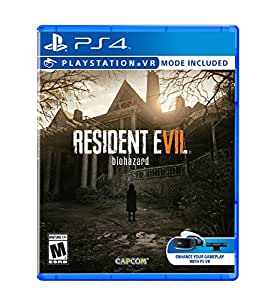 Capcom Resident Evil 7: Biohazard Básico PlayStation 4 ENG vídeo - Juego (PlayStation 4, Supervivencia / Horror, M (Maduro), Virtual Reality (VR) headset required)