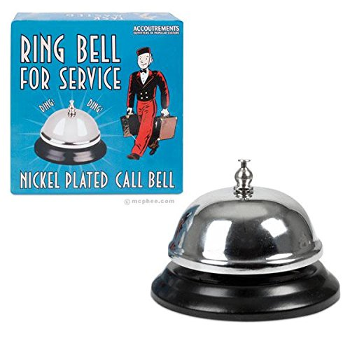 Accoutrements 11704 Ring Bell Service
