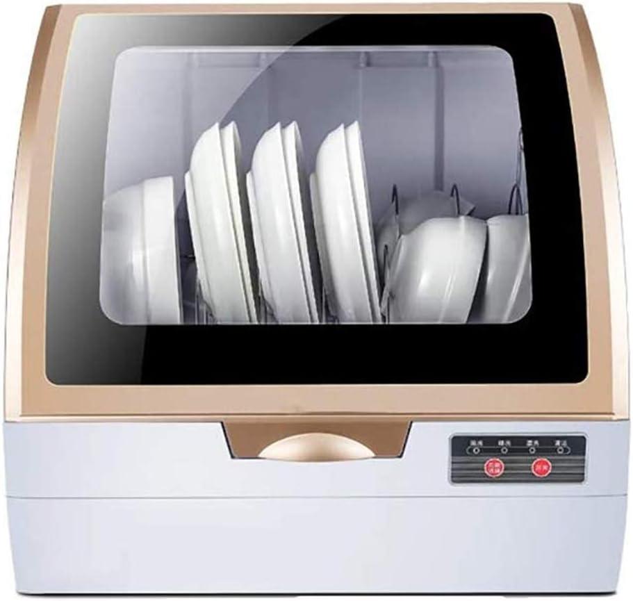 HMLH Compacto encimera Lavavajillas - Lavavajillas Mini portátil ...