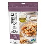 ACE Bakery Olive Oil & Sea Salt Mini Crisps, 180g