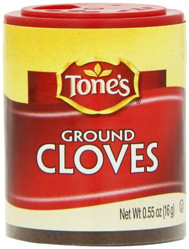 Tone's Mini's Cloves, Ground, 0.55 Ounce (Pack of 6) by Tone's