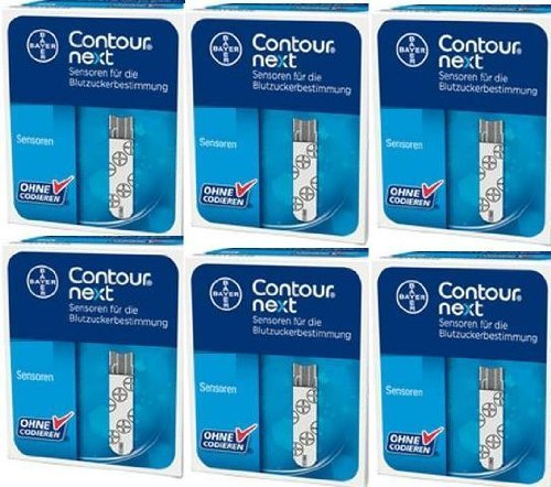 Bayer Contour Next Strip Strips product image
