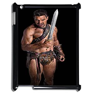 Spartacus HILDA8092298 Phone Back Case Customized Art Print Design Hard Shell Protection Ipad2,3,4