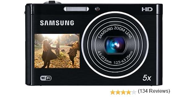 Samsung DV DV300F - Cámara Digital (16.1 MP, Compacto, 1/0.0906 mm (1/2.3