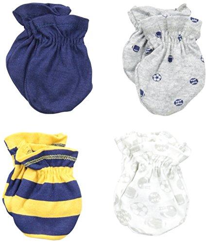 Gerber-Baby-Boys-4-Pack-Mittens