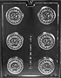 #50 COOKIE chocolate candy mold