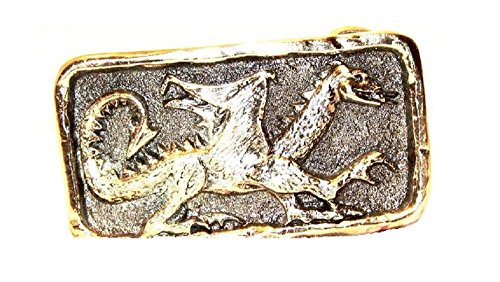 The Great American Belt Buckle Dragon Design #735