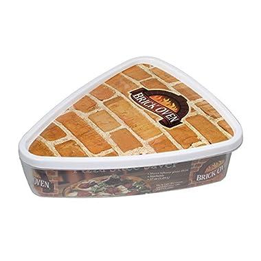 Brick Oven 5134100 Pizza Slice Saver, White
