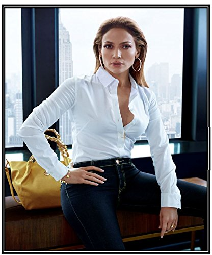 Jennifer Lopez Dots Schwarz 430NE 575 Damen Handtasche Tasche Henkeltasche Schultertasche Umhängetasche