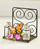 Butterfly Stained Glass Kitchen Collection Paper Towel Holder or Napkin Holder (Napkin Holder)