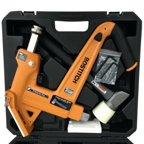 BOSTITCH MFN 201 Manual Flooring Cleat Nailer Kit ...