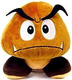 "Super Mario Plush - 5"" Goomba Soft Stuffed Plush Toy Japanese Import"