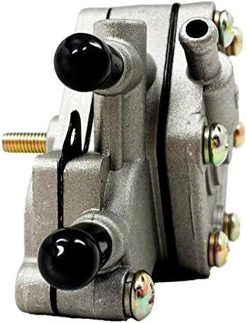 3085275 HFP-281 Fuel Pump Replacement for Polaris ATP 330//500//ATV PRO 500//Big Boss 500//Hawkeye//Hawkeye 300//LUH PPS//Predator//Predator 500 Carbureted 3088070 Replaces 2520227 3084692 1998-2011