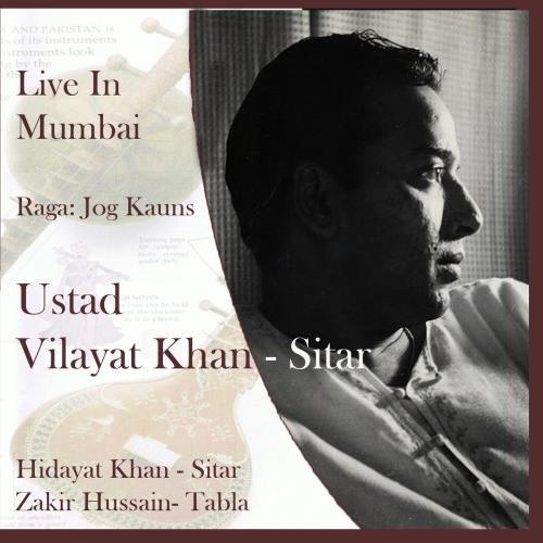 Live in Mumbai: Ustad Vilayat Khan [Sitar] - Zakir Hussain [Tabla] by Aimrec