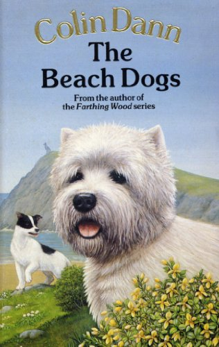 book cover of The Beach Dogs