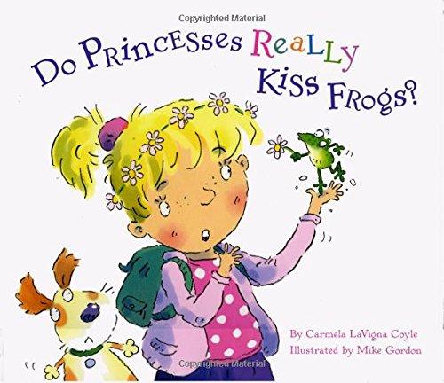 Do Princesses Really Kiss ()