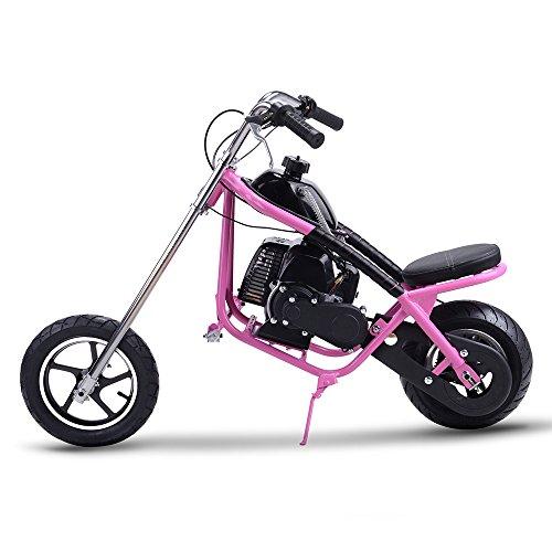 SAY YEAH Gasoline Mini Chopper 2-Stroke Kids Dirt Bike 49cc