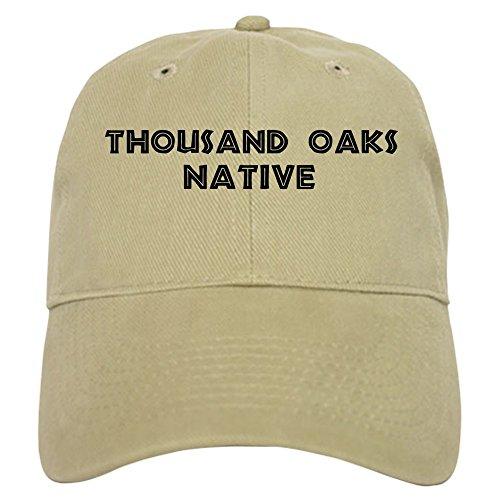 CafePress - Thousand Oaks Native - Baseball Cap with Adjustable Closure, Unique Printed Baseball - Oaks The Thousand Oaks