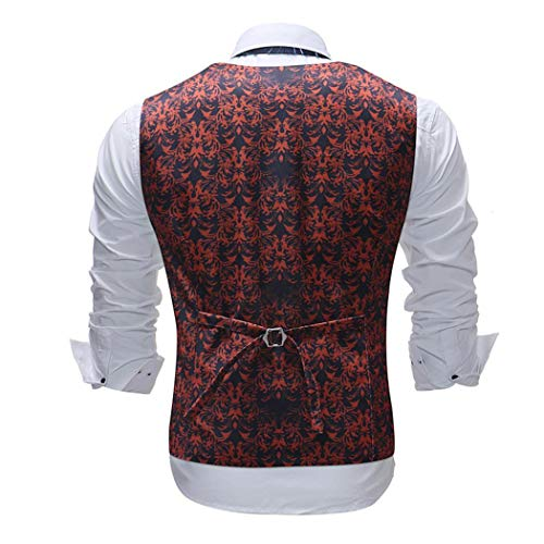 L'amore Red L'amore Gilet New Gilet Homme 4pqwqX5x