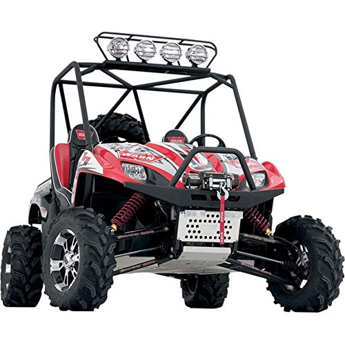 Front Bumper with Intergrated Winch Mount 2008 Yamaha YXR700F Rhino 700 FI Ducks Unlimited Utility Vehicle