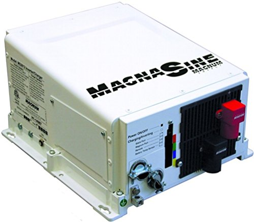 Magnum Energy MS1512E MS-E Series 1500W 12VDC 230VAC Pure Sine Inverter Charger, Standard transfer relay, Low/high battery protection, Fan cooled, Current overload protection, Convenient -